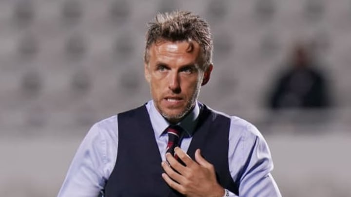 Could Phil Neville attract the frontman to Inter Miami?