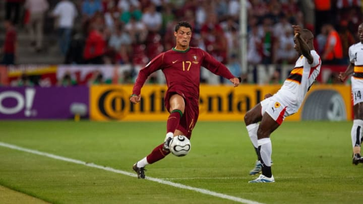 Cristiano Ronaldo Copa Mundo Portugal