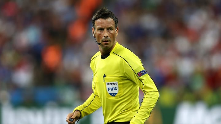 Clattenburg Admits He Wanted England Knocked Out of Euro 2016