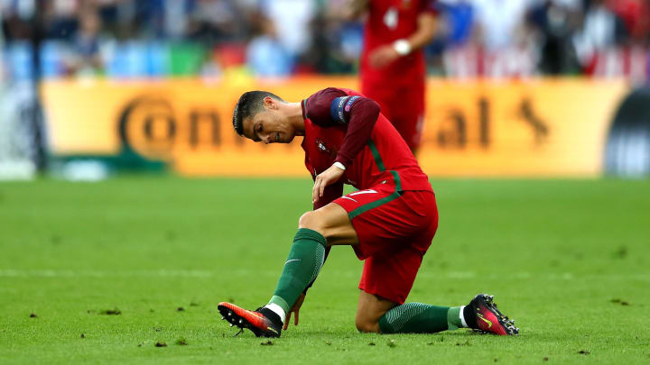 Fascinating Twitter Thread Reveals Condition Ronaldo Was Diagnosed With In 2014 That Has No Cure