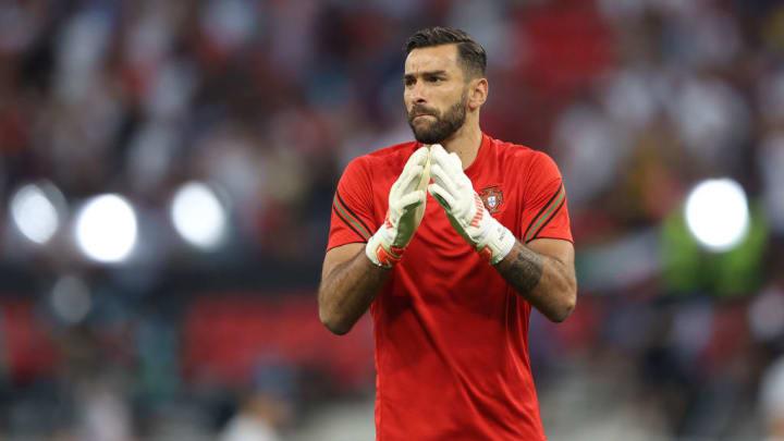 Rui Patricio va rejoindre Mourinho à la Roma.