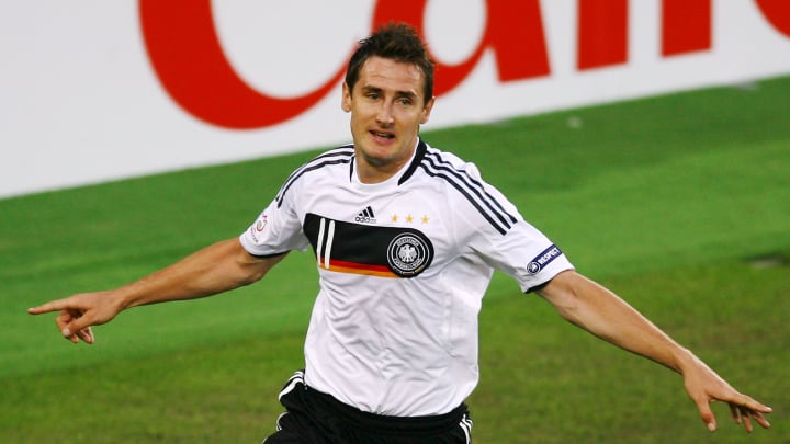 Miroslav Klose bei der Europameisterschaft 2008