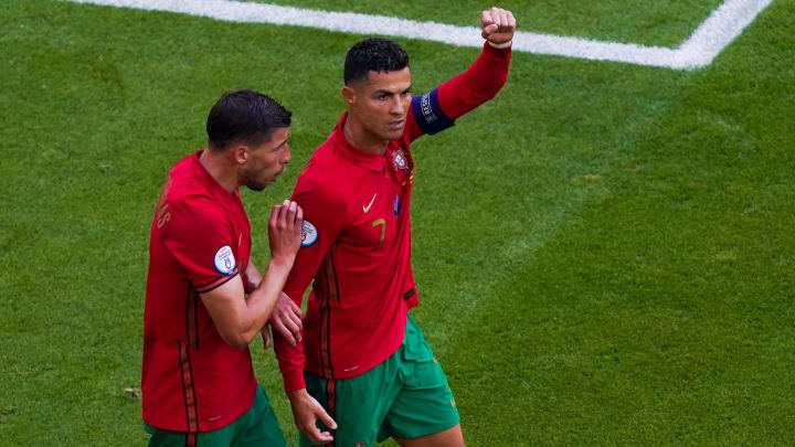 Portugal are not yet through to the knockout stages