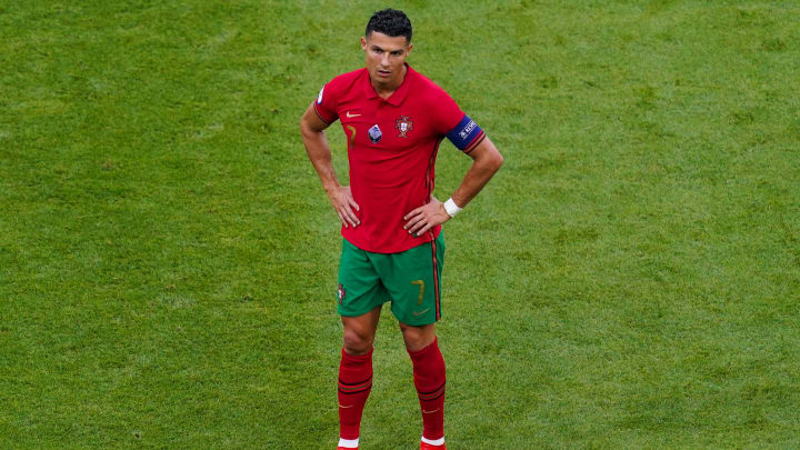 Dietmar Hamann has criticised Cristiano Ronaldo after Portugal's loss to Germany at the Euro 2020