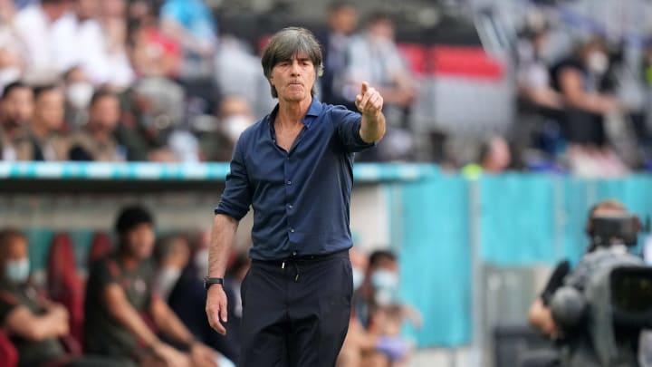 Hat das Achtelfinale fest im Blick: Bundestrainer Joachim Löw