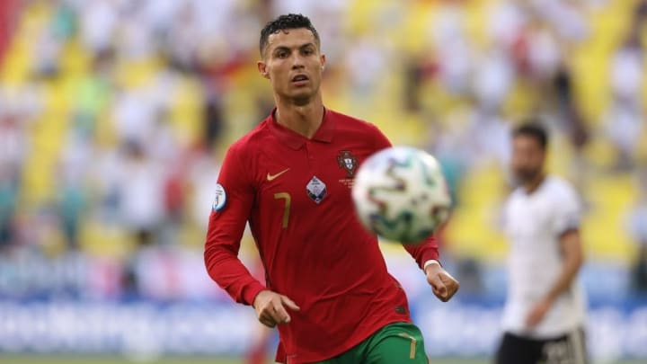 Cristiano Ronaldo Eurocopa Portugal Juventus Salário