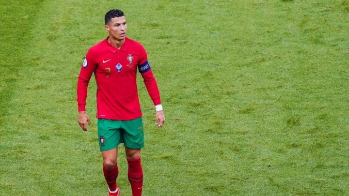 cristiano ronaldo portugal eurocopa