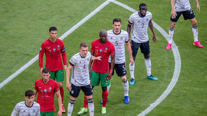 Portugal Set Unwanted Euro Record During 4-2 Loss to Germany