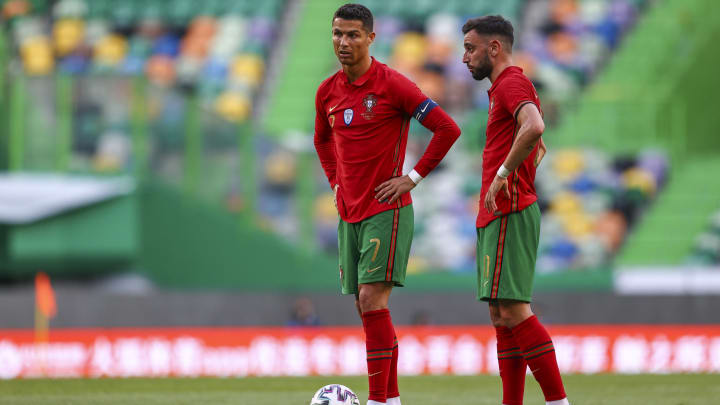 Man Utd clear penalty situation with CR7 and Bruno Fernandes