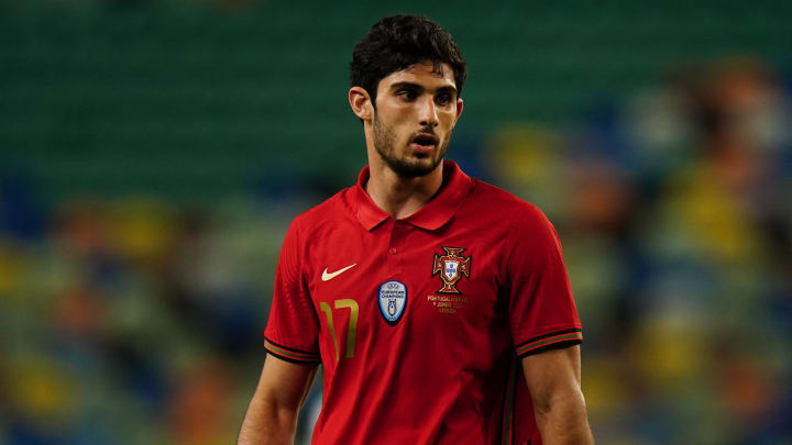 Goncalo Guedes could be on his way to Spurs