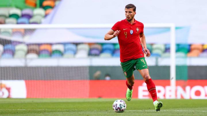 Ruben Dias Portugal Alemanha França Eurocopa