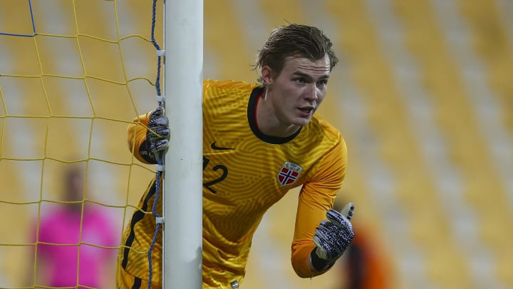 Kristoffer Klaesson has joined Leeds