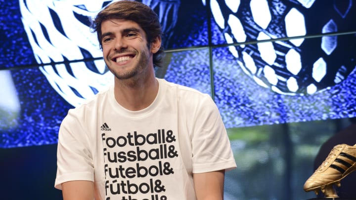 Kaka swapped Sao Paulo for Haggerston earlier this year