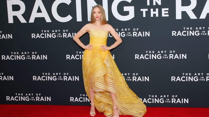 """Premiere Of 20th Century Fox's """"The Art Of Racing In The Rain"""" - Arrivals"""