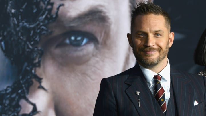 Tom Hardy Continues To Tease A Spider Man Appearance In Venom Sequel With Since Deleted Post