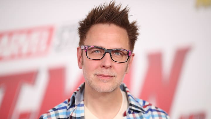 James Gunn debunks a rumor claiming to know when 'Guardians of the Galaxy 3' begins filming.