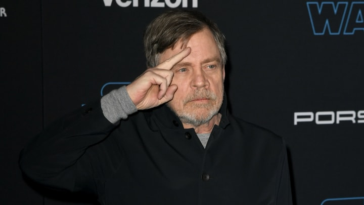Mark Hamill gives advice to fans asking for help from Luke Skywalker during the Coronavirus pandemic.