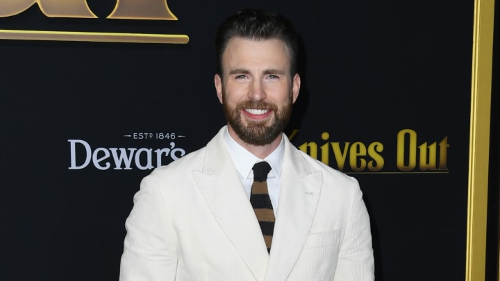 Chris Evans acts as a real-life Captain America for boy who saved his little sister.