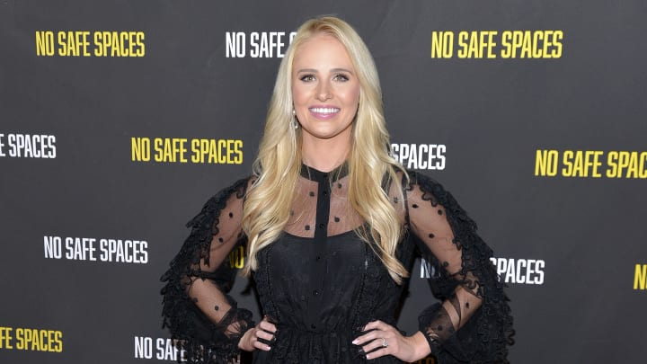 """Tomi Lahren at the Premiere Of """"No Safe Spaces"""""""