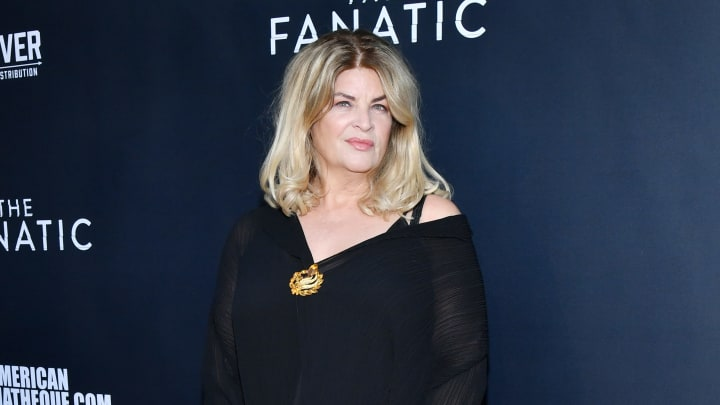 """Kirstie Alley, Premiere Of Quiver Distribution's """"The Fanatic"""" - Arrivals"""