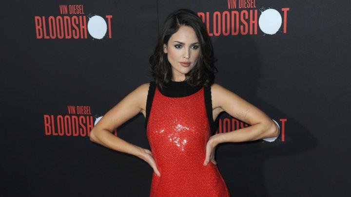 Eiza González es una actriz mexicana que triunfa en Hollywood