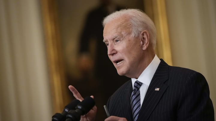 Roundup: Vladimir Putin Angry With Joe Biden; Armie Hammer Investigated For Sexual Assault; Patrick Chung Retires