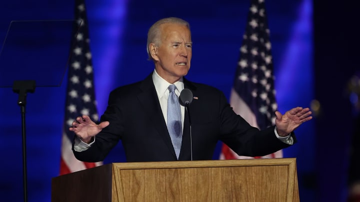 President-elect Joe Biden will be the 46th Commander in Chief but what does he know about football?