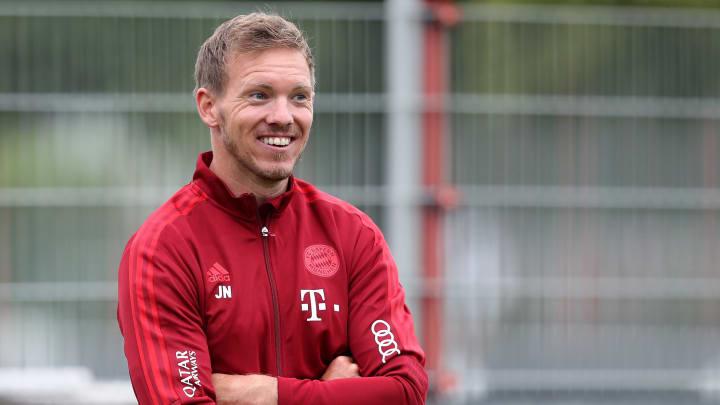 Positiver Bayern-Einstand für Nagelsmann: Der Coach ist bei den Bossen allseits beliebt
