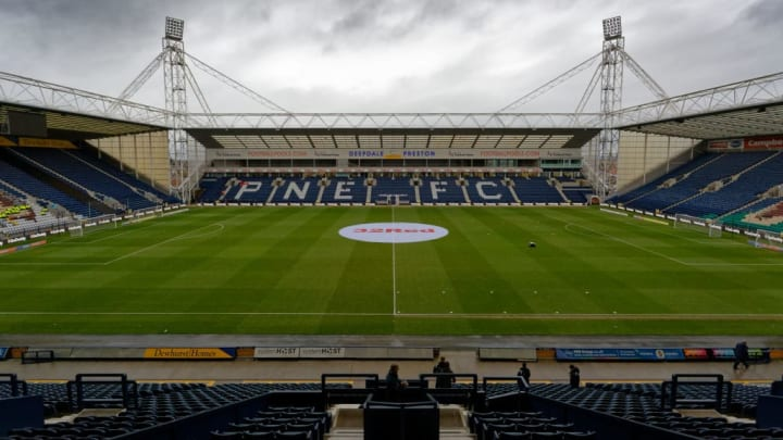 Deepdale was home to the first English Football League title winning team