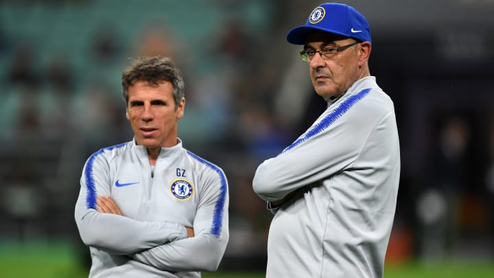 Gianfranco Zola Admits Chelsea Stars Got 'Bored' Under Maurizio Sarri