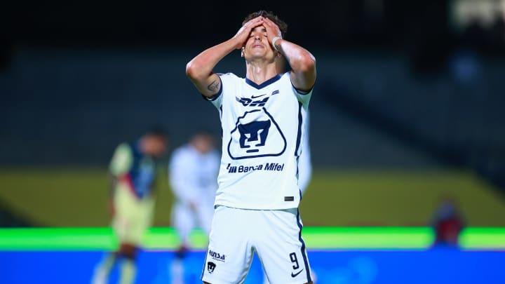Pumas UNAM tuvo un pésimo Guard1anes Clausura 2021