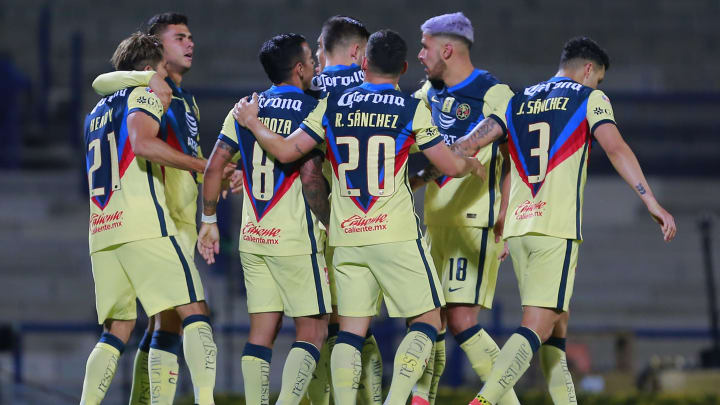 Pumas UNAM v America - Torneo Guard1anes 2021 Liga MX