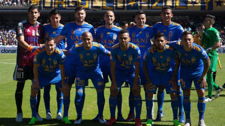 Pumas UNAM v Tigres UANL - Playoffs Torneo Apertura 2018 Liga MX