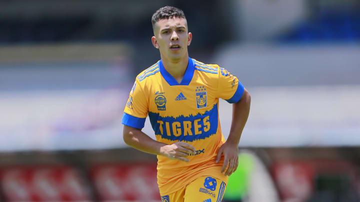 El jugador Leonardo Fernandez.