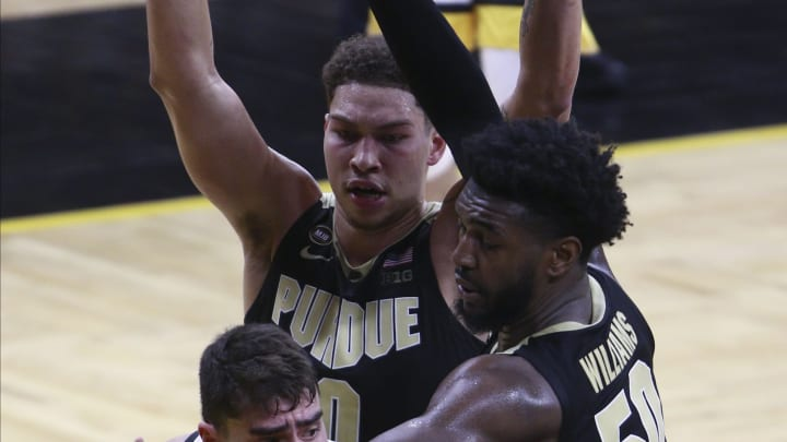 Purdue vs Rutgers odds, spread, line and predictions for Tuesday's NCAA men's college basketball game.