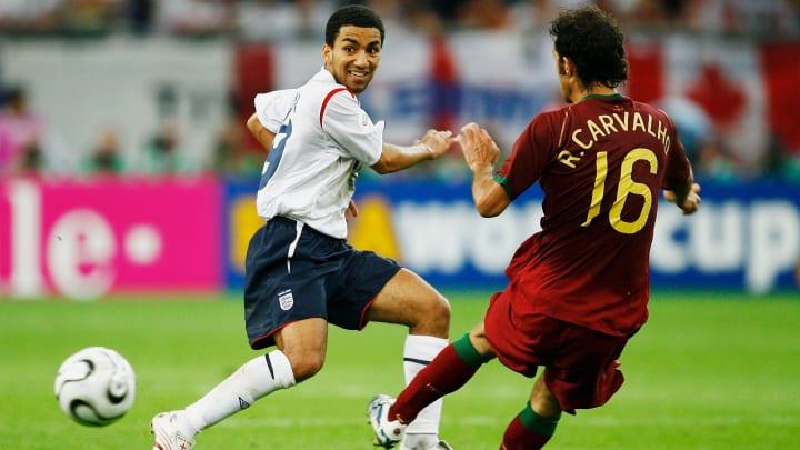 Inglaterra Copa Mundo 2006 Aaron Lennon
