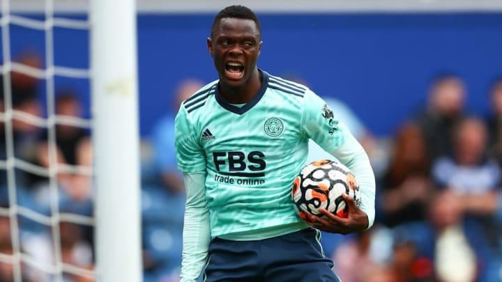 Patson Daka Leicester City Premier League Boubakary Soumaré