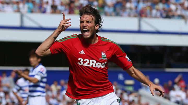 Michu became a Premier League cult hero