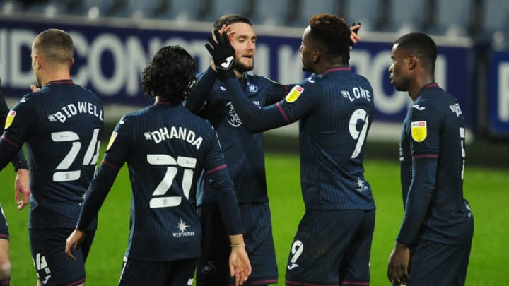 Swansea grabbed a great away win at SPR