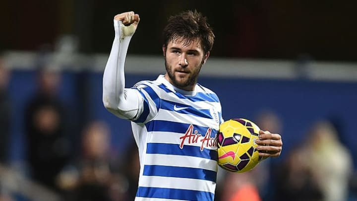 Charlie Austin claimed the match ball with a hat-trick against West Brom