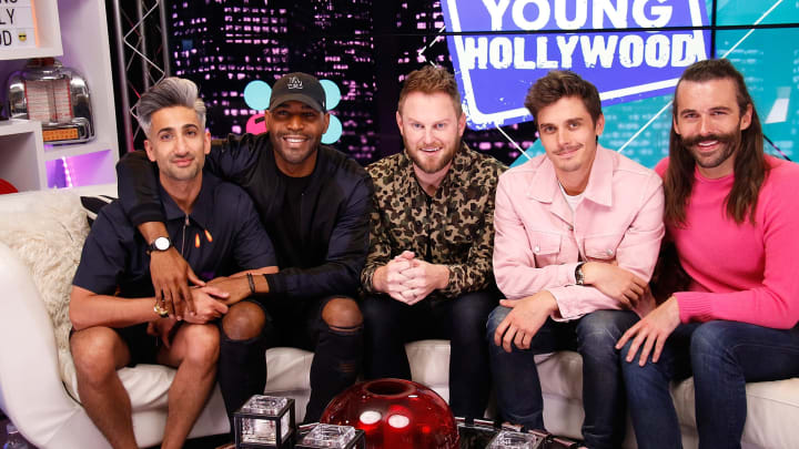 The Fab Five from Netflix's 'Queer Eye'