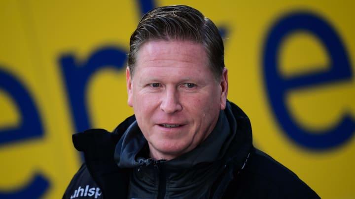 Markus Gisdol gerät immer mehr unter Druck. Wie lange wird er beim 1. FC Köln an der Seitenlinie stehen?