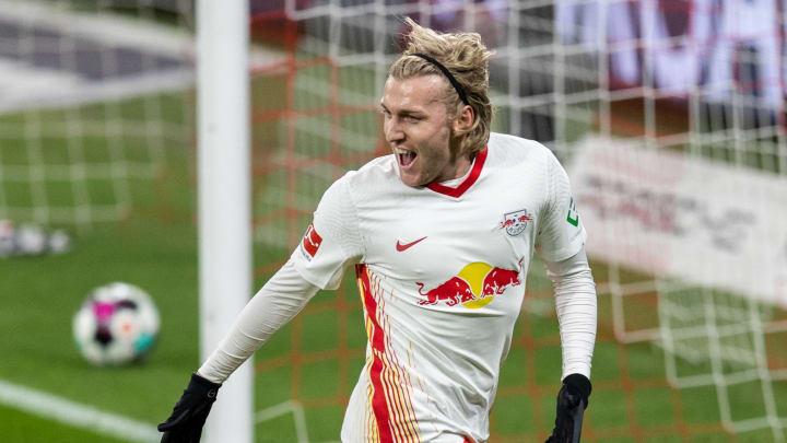 Emil Forsberg bleibt RB Leipzig treu