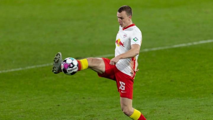 Lukas Klostermann Seleção Alemã Bundesliga RB Leipzig