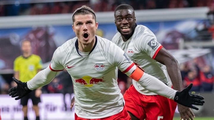 Sabitzer e Upamecano fazem parte da lista | RB Leipzig v 1. FC Union Berlin - Bundesliga