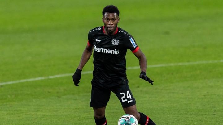 Timothy Fosu-Mensah kam von Manchester United aus