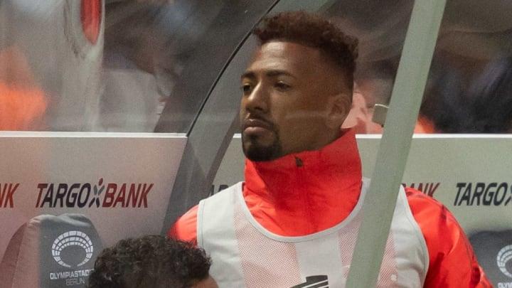 Bank-Frust statt Partylaune: Jerome Boateng im Pokalfinale 2019