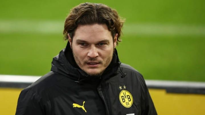 Edin Terzic: Dortmund interim boss