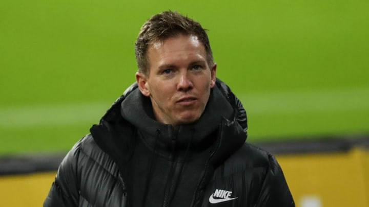 Nagelsmann is among the names tipped to replace the current Chelsea boss