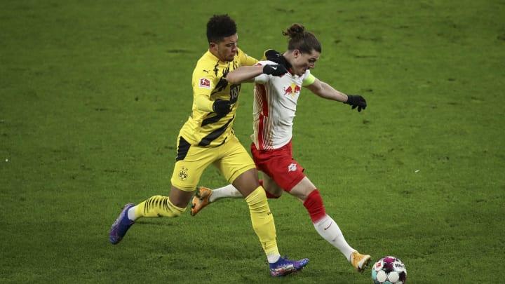 Verlassen Sancho und Sabitzer die Bundesliga?